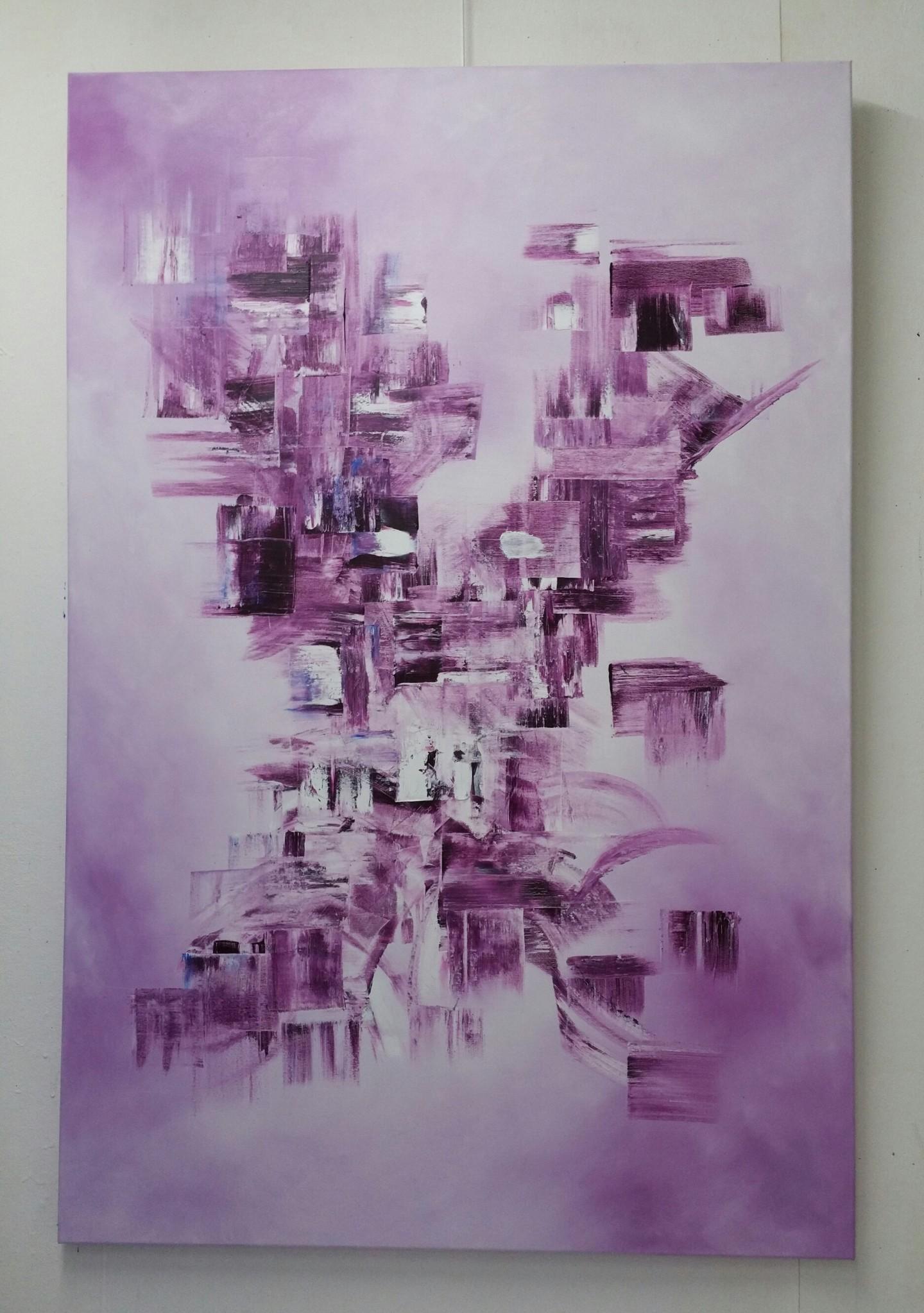 Patou.B - violet prismatique