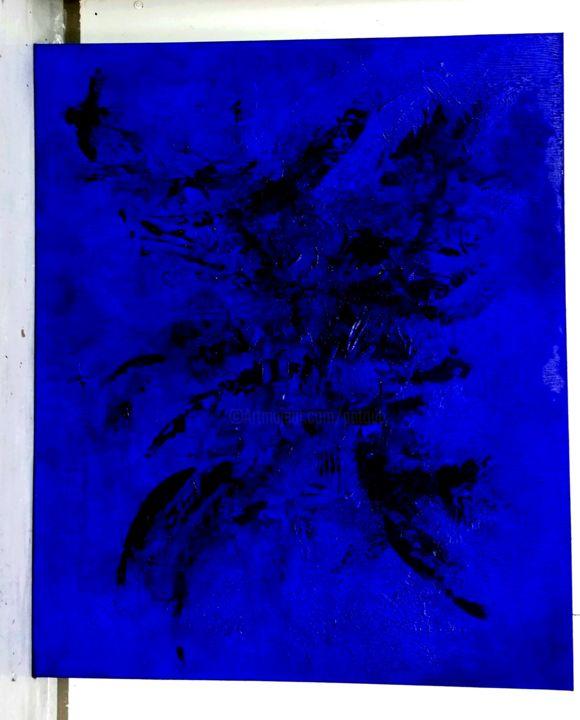 Patou.B - sérénité lapis-lazulienne